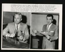 ORIGINAL 1958 CRIMINAL PHOTO EXECUTED CARYL CHESSMAN VINTAGE ROBBER KIDNAP RAPE