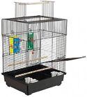 Big Bird Cage Pop Up Play Top Landing Perch Large Door Pet Parakeets Cockatiel