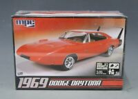 MPC 1969 Dodge Daytona 1:25 Scale Model Kit NEW IN BOX Sealed, MPC-709 L-2250
