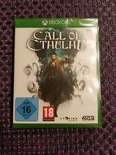 Call of Cthulhu   Xbox ONE   NOUVEAU