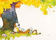 62539 CALVIN AND HOBBES Wall Print POSTER Affiche