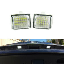 CANBUS ERROR FREE LED LICENSE PLATE LIGHT FOR MERCEDES BENZ W204 W212 W221