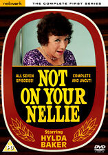 NOT ON YOUR NELLIE - SERIES 1 - DVD - REGION 2 UK