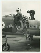 Gloster Javelin FAW5 Large Original Air Ministry Photo BZ584