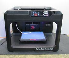 MakerBot Replicator 5th Gen MP05825 Desktop 3D Printer No Extruder/Filament