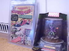 Marvel Heroes Green Goblin Titanium Series Diecast Figure NIP