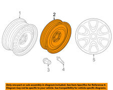 FORD OEM 13-16 Fusion Wheel-Compact Spare CV6Z1015B