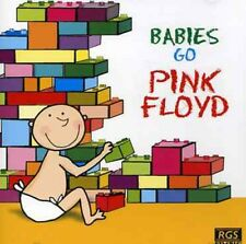 Sweet Little Band - Babies Go Pink Floyd [New CD] Argentina - Import