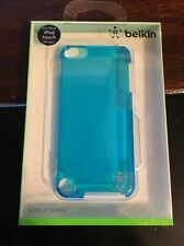 Belkin Shield Case for iPod touch 5th generation - Blue Clear - New