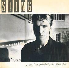 A&M Sting Vinyl Records