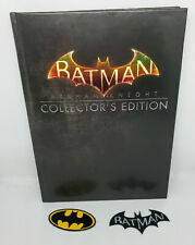 Batman Arkham Knight Collector's Edition Strategy Guide Book +2 patches