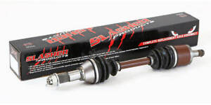 SLASHER PRODUCTS MTA LEFT REAR AXLE for YAMAHA GRIZZLY 660 2003-2008 #AX-YA8301