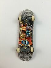 Tech Deck World Industries Skateboards Voodoo 96mm Mini Skateboard