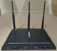 Cradlepoint 1400 Mobile Mission Critical Broadband Router 10/100/1000 + Aerials