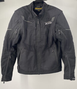 Klim Dakar Goretex Motorcycle Jacket Size M