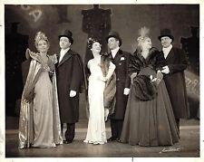 "Hiram Sherman ""SING OUT THE NEWS"" Mary Jane Walsh / Harold Rome '38 Press Photo"