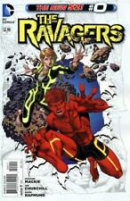The Ravagers #0 New 52