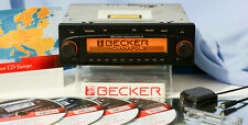 Becker Indianapolis 7920 Navi MP3 Radio Komplett Set