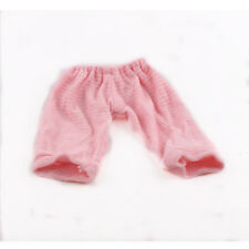 2017 Christmas gift pink pant Clothes for 18inch American girl doll party N139