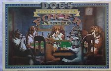 Dogs Playing Poker: Poker Kit New Factory Sealed