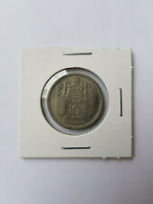 Monaco 10 Cents Coin 1946. Uncirculated Cat Val: £25. No reserve. 99p start bid.
