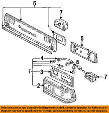 HONDA OEM 90-91 Civic-Taillight Tail Light Lamp Assy Left 33550SH4A04