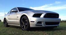 Mustang 13-14 Side markers, reflectors & 3rd brake precut vinyl smoked tint