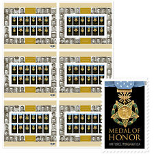 New USPS Medal of Honor: Vietnam War Press Sheet with die cuts