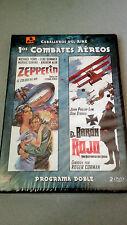 """DVD """"ZEPPELIN / EL BARON ROJO"""" PRECINTADA 2 DVD ROGER CORMAN ETIENNE PERIER"""
