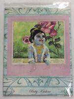 Baby Krishna By Arahata Joy Katkin Refrigerator Fridge Magnet Preowned
