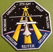 """NASA SPACE SHUTTLE DISCOVERY STS-121 Patch LISA NOWAK  Kelly Lindsey Unused 4"""""""