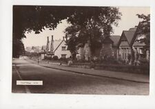Ford Village Northumberland 1938 RP Postcard 688a