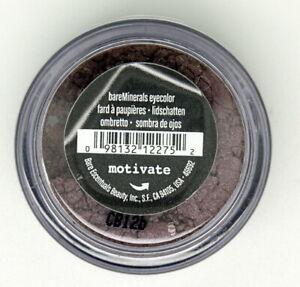 bareMinerals eyecolor 0.57g - MOTIVATE - NEW, SEALED, NO BOX eye shadow
