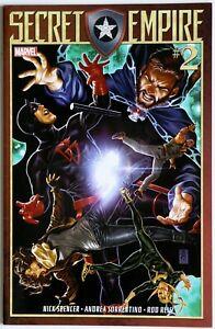 Secret Empire #2 - Marvel Comics - Nick Spencer - Andrea Sorrentino