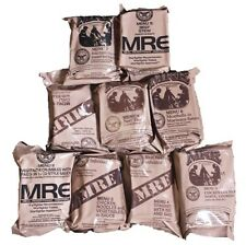 ORIGINAL US MRE 24 MENÜS MEAL READY TO EAT ARMY FOOD BW EPA NOTRATION EPA ARMEE