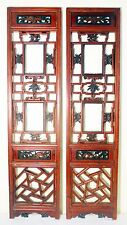 Antique Chinese Screen Panels (5111) (Pair) Cunninghamia wood, 1800-1849