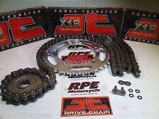 2000-03 Suzuki GSXR750 JT 525 -1 +2 Quick Accel Chain and Sprocket Kit gsxr 750