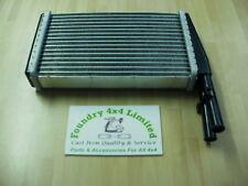 Land Rover Defender Heater Matrix Horizontal Pipes UTP1725