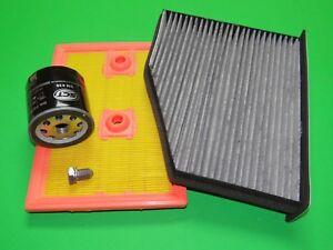 Filterset Filtersatz Inspektionspaket Skoda Yeti 1.2 TSI 81kW 1.4 TSI 92 & 110kW