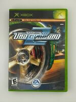 Need for Speed: Underground 2 - Original Xbox Game - Complete & Tested