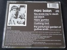 Marc Bolan - You Scare Me To Death (CD 1989) T. REX TYRANNOSAURUS T-REX