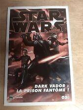 delcourt ,NEUF,star wars,5,comics magazine,cover B,dispo