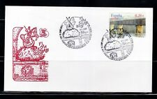 Spain on postmark ESP. 2004 finusgab 2003 Cathedral Font sant jordi