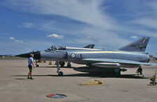 Original aircraft slide RAAF Mirage A3-33
