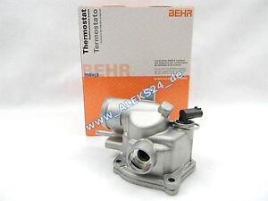 Behr Thermostat Coolant Thermostat For Mercedes Benz E Class S210 320 CDI