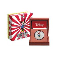 NIUE 2019 - 2$ NZD MICKEY MOUSE™ et ses Amis - Minnie - Carnaval - Disney™ (2)