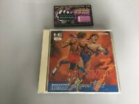 Fire Pro Wrestling 3 Legend Bout Pc Engine JP Japan Boxed W/ Manual Good Cond