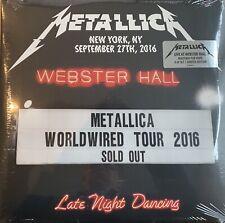 Metallica - Live at Webster Hall - 3 LP - Limited Edition *NEU & OVP*