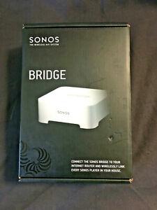 Sonos Bridge - sw v4.0 White - BRIDGUK1 - Boxed