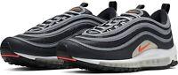DISCOUNTED Mens Nike Air Max 97 Essential Black Trainers